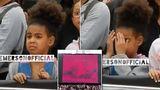 Blue Ivy, fiica lui Beyonce, dezgustată de imaginile sexy de la concertul părinților săi