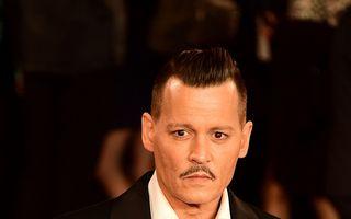 Cum a pierdut Johnny Depp tot ce avea: Părăsit de soţie, lefter şi copleşit de depresie