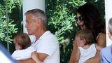 George Clooney, un tătic grozav la 57 de ani: Actorul e topit după copiii lui