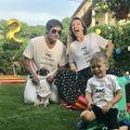 Adela Popescu este însărcinată cu al doilea copil