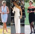 18 ținute emblematice purtate de Prințesa Diana