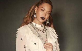 Video. Beyonce a rămas blocată pe o scenă suspendată în timpul unui concert
