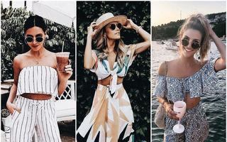 Cum să porți costumele în vara 2018. 30 de idei ca să incluzi compleurile în ținutele tale