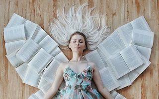 Puterea cărţilor. 20 de imagini care te vor face să înţelegi importanţa lor
