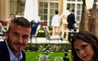 Niciun divorţ! Cum au sărbătorit David şi Victoria Beckham 19 ani de căsnicie