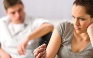 10 semne că mariajul tău este unul nefericit şi lipsit de iubire