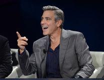 Accidentul lui George Clooney, surprins de o cameră video: Actorul a avut mare noroc