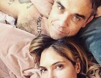 Îngerul lui Robbie Williams: Femeia care s-a măritat cu el ca să-i salveze viaţa