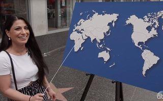 Pe ce planetă trăiesc americanii? Întrebarea de clasa a patra la care mulţi nu ştiu să răspundă - VIDEO