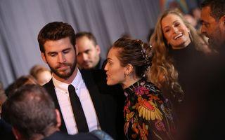 Miley Cyrus şi Liam Hemsworth nu mai fac nunta: El vrea copii, ea nu!