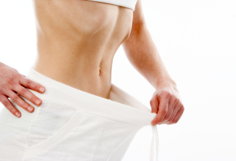 rata pierderii în greutate a anorexiei)