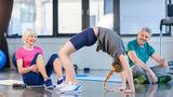 Mișcarea poate preveni depresia la vârsta mijlocie