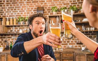 De ce să nu te simți vinovat dacă bei o bere