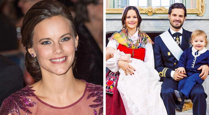 Sofia Hellqvist, Prinţesa Suediei, Ducesă de Värmland