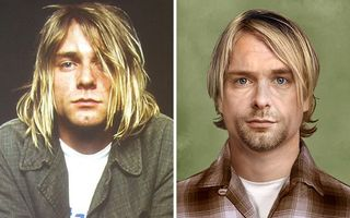 """Legendele """"vii"""": Cum ar fi arătat 7 vedete ale muzicii dacă ar fi trăit azi"""