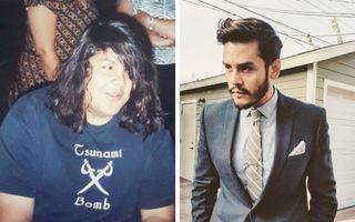 Transformări spectaculoase. 25 de oameni care nu au ştiut până acum cât de bine arată