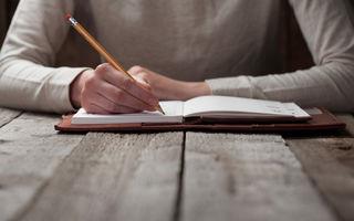 De ce e bine să-ți pui pe hârtie emoțiile
