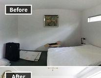 40 de camere înainte și după renovare. Transformările sunt uimitoare!