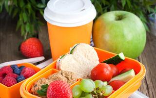 7 idei de gustări sănătoase potrivite pentru birou
