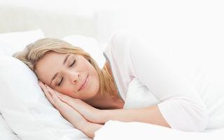 Ce spune poziția în care dormi despre personalitatea ta?