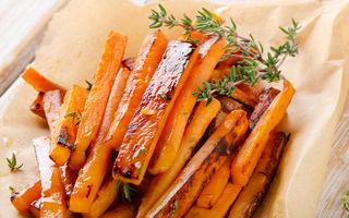 Cum să gătești cartofii dulci - 5 variante sănătoase