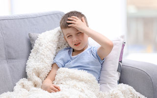 Cele mai comune boli pe care copiii le pot lua de la școală sau grădiniță