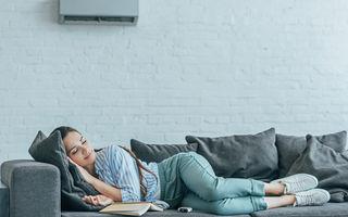 De ce nu este bine să dormi cu aerul condiționat pornit