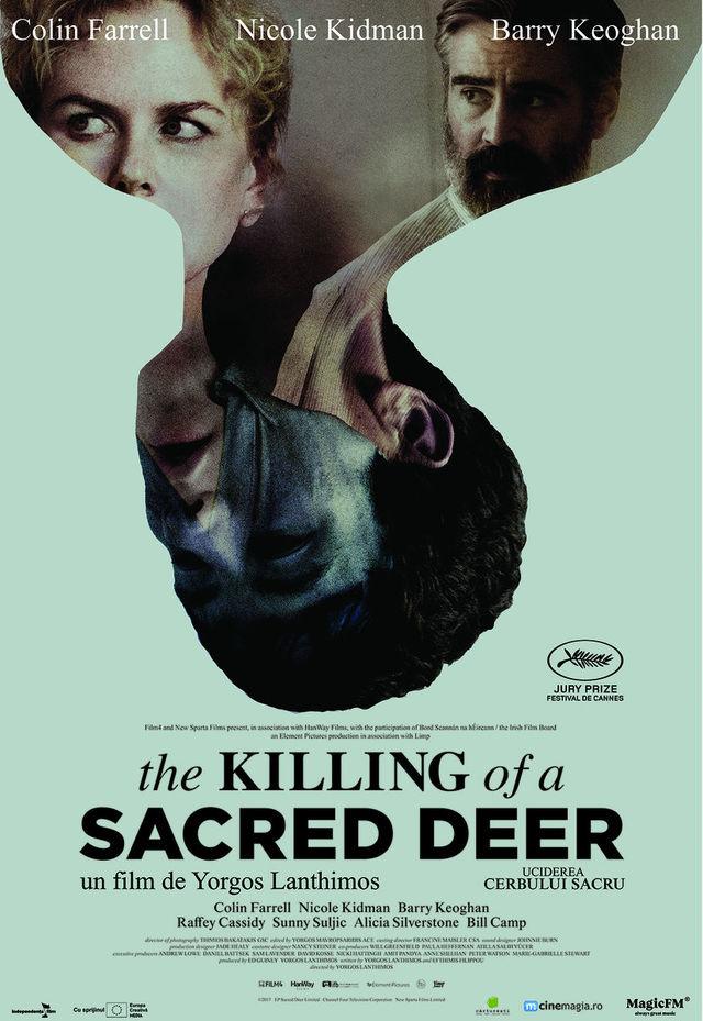 Uciderea cerbului sacru