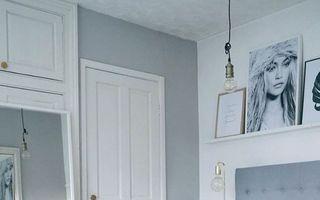 50 cele mai frumoase dormitoare în nuanțe de albastru