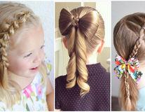 30 de coafuri adorabile pentru fetițe