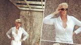 Siluetă de invidiat: Brigitte Nielsen arată incredibil după ce a născut la 54 de ani