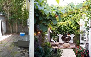 Cum să ai o curte perfectă. 30 de imagini înainte și după transformări radicale