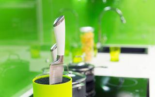 Cum să cureți bucătăria - 7 greșeli care afectează gustul alimentelor
