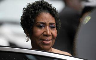 Aretha Franklin, în stare gravă: Marea cântăreață e pe moarte