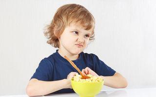 Copilul nu mănâncă: Ce trebuie să faci când ai această problemă