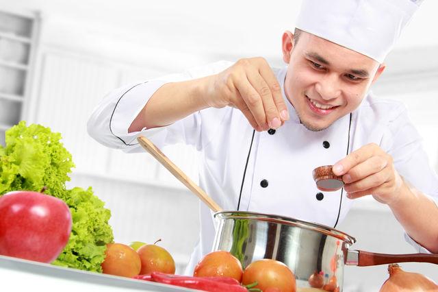 bucătar steve pierde în greutate