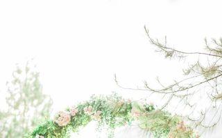 30 de aranjamente florale spectaculoase pentru nuntă. Par desprinse din povești!
