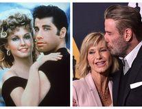 """Un cuplu electrizant: Olivia Newton-John și John Travolta, 40 de ani de la mega succesul """"Grease"""""""