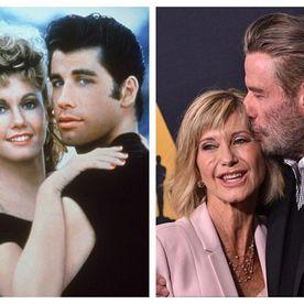 Olivia Newton-John și John Travolta