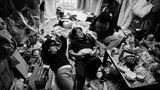 Mai rău ca la închisoare: Cum trăia o familie de 7 persoane într-o cameră de 7 metri pătrați