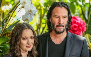 Winona Ryder are o teorie ciudată: Ea se consideră căsătorită de 26 de ani cu Keanu Reeves