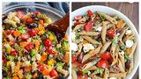 Idei de salată cu paste pentru vară - 10 combinații care te pot inspira