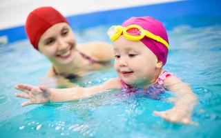 Siguranța copilului la piscină sau la mare - Cum previi înecul