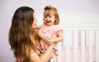Cum liniștești copilul cu tantrum (acces de furie) rapid
