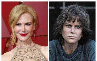 Nicole Kidman, ce transformare! Vedeta a devenit de nerecunoscut