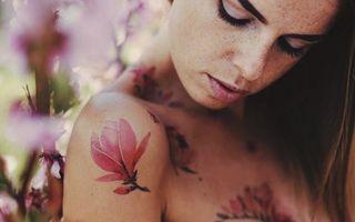 Tatuajele uimitoare ale unei artiste din Crimeea. Transformă corpul în operă de artă!