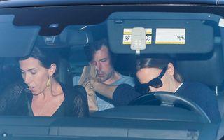 Încă îl iubește? Ben Affleck, dus la dezalcoolizare de fosta soție - FOTO