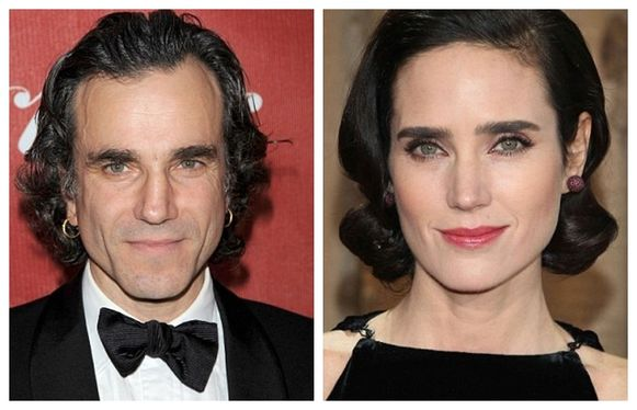Daniel Day-Lewis și Jennifer Connelly