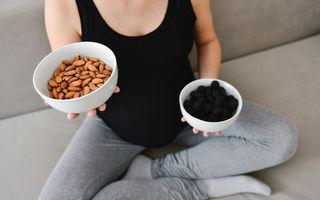 4 alimente pe care trebuie să le consumi în timpul menstruației