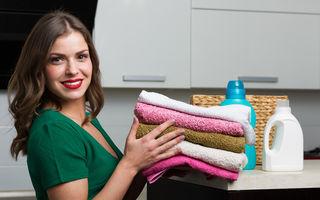 Cum să folosești bicarbonatul de sodiu ca să ai rufe mai curate și mai parfumate